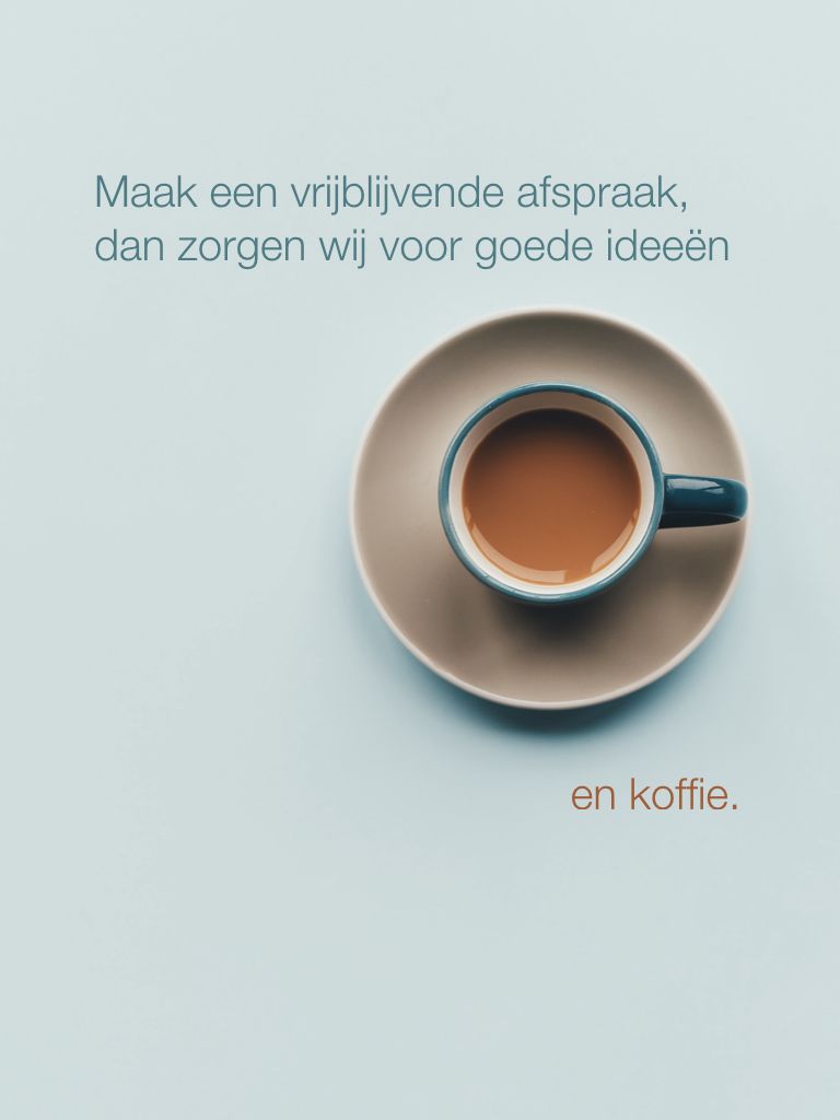 Goed Idee Marketing maak afspraak